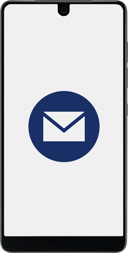 Get email newsletters